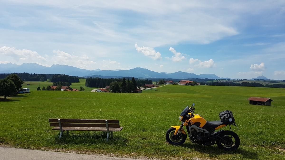 Alpentour 2018