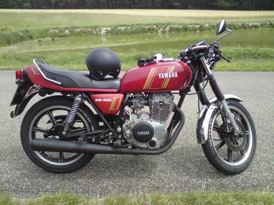 Yamaha XS 400  Bj 1981