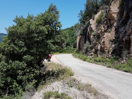 Korsika - Irgendwo im Nirgendwo zwischen Ajacchio und Corte
