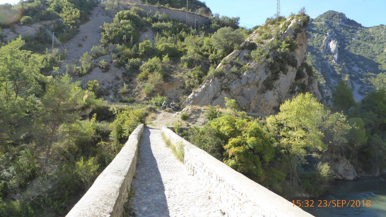 irgendwo südlich der Pyrenäen