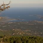 Korsika im Südosten, nicht weit von Bonifacio