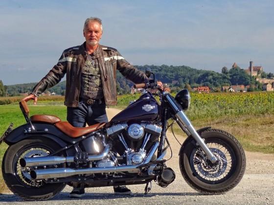 Einfach `ne Harley....