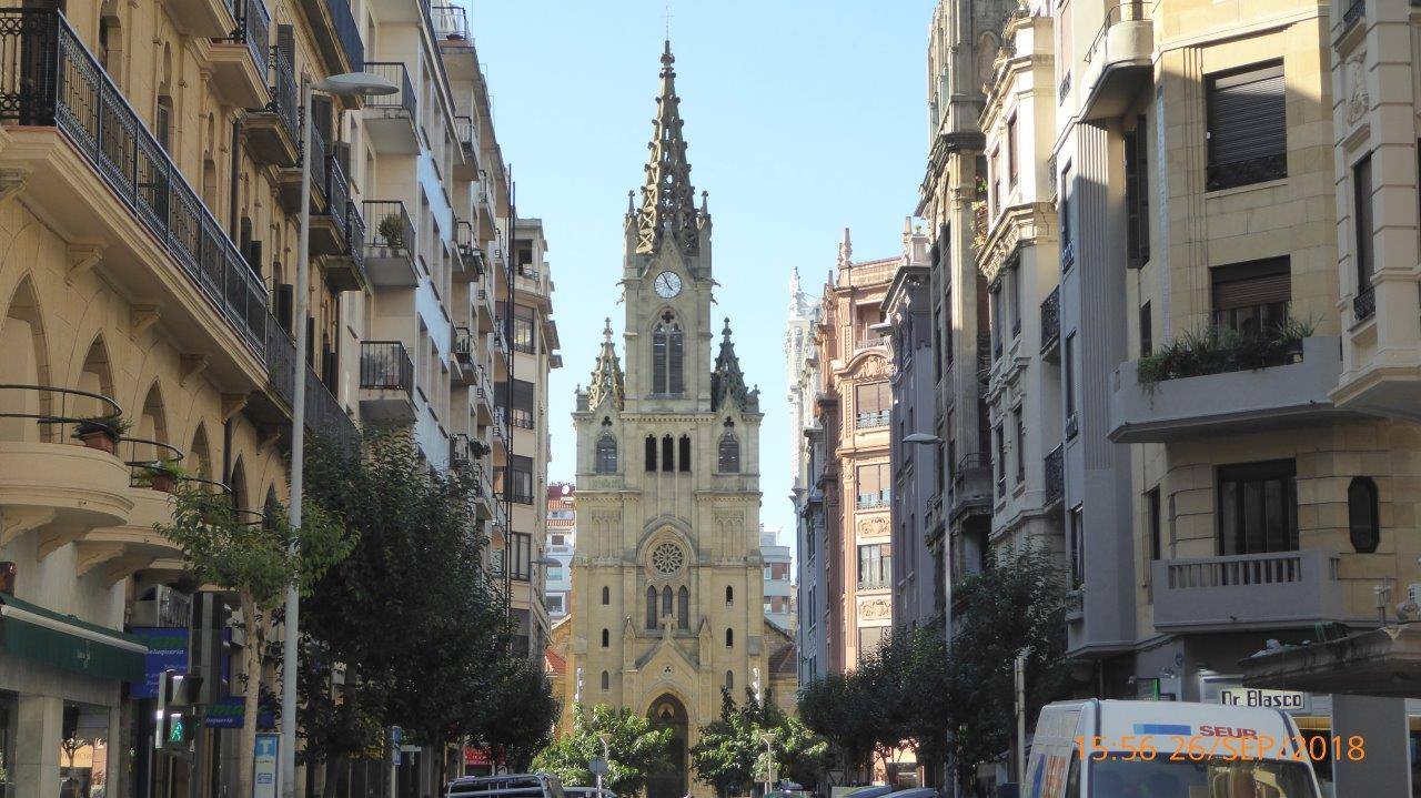 Spanien - San Sebastián