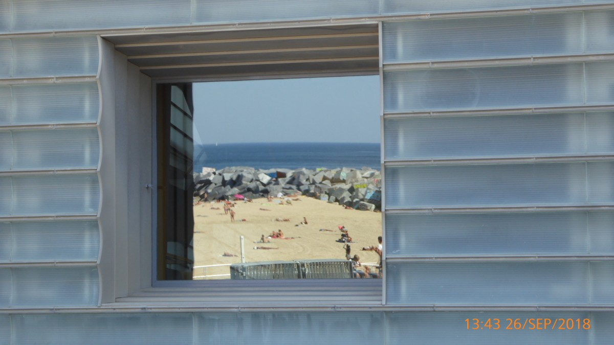 San Sebastián,  das Fenster zur Welt