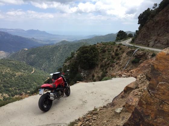 Talana/Sardinien Mai 2016