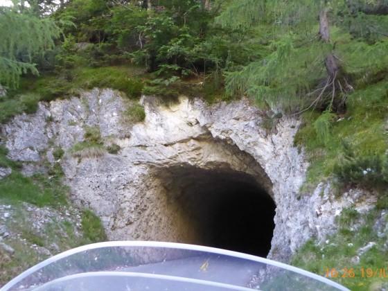 Slowenien - Mangart- Auffahrt