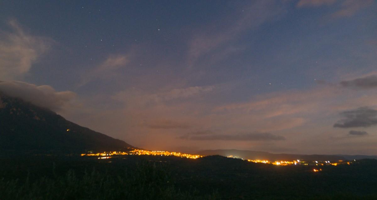 Sardische Sommernacht