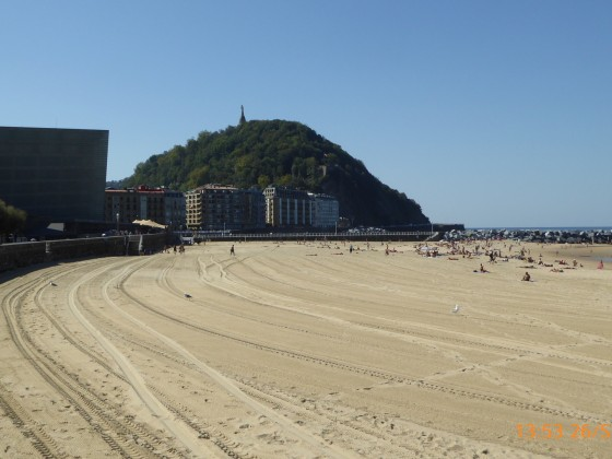 Bild gegen Winterdepression -  San Sebastián